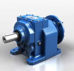 Helical Inline gearbox Motovario